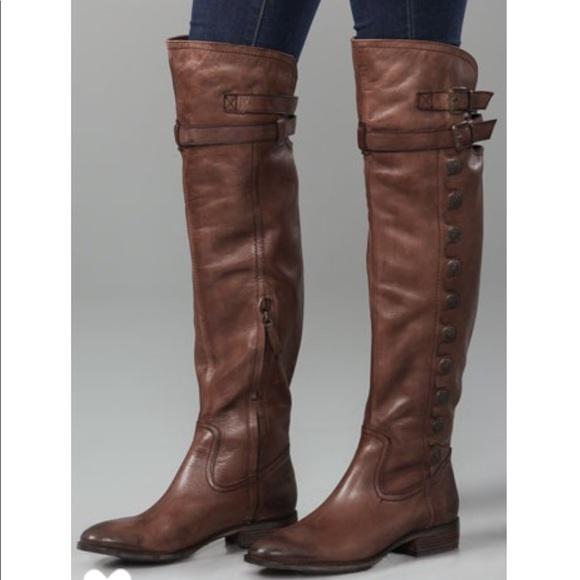7b088986b63 Sam Edelman Pierce Whiskey Riding Boots. M 5c3660c55c44524ced84cf75